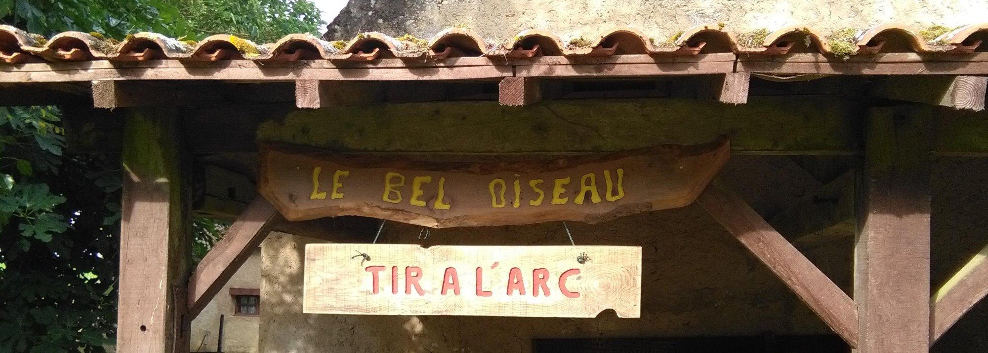 arcchery Le Bel Oiseau