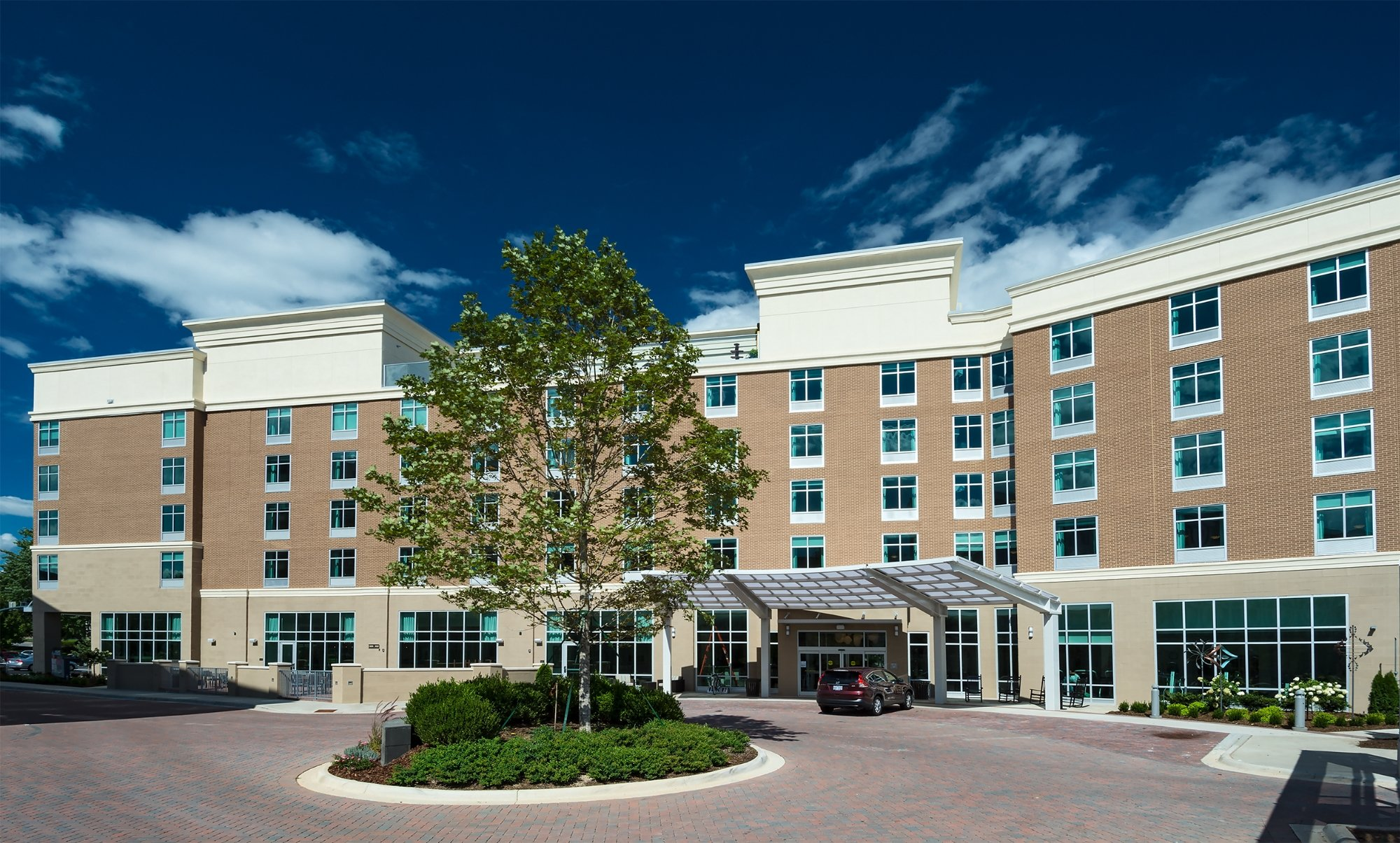 Hilton Garden Inn Asheville Downtown Nc Hotel Reviews