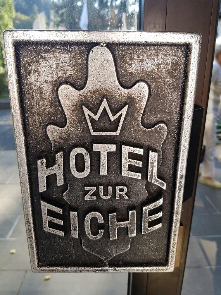 Landhaus-Hotel Zur Eiche