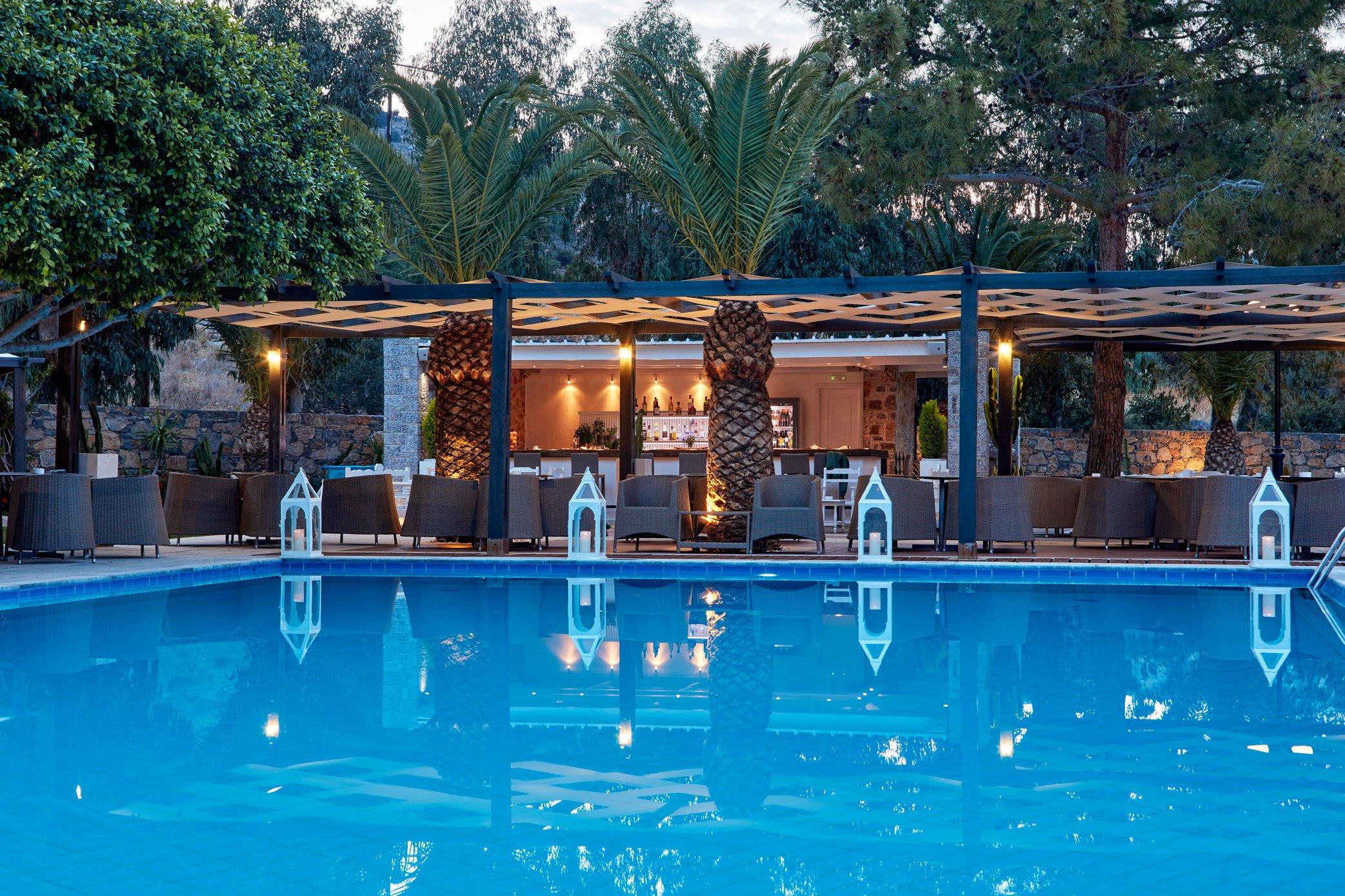 伊羅達棕櫚飯店