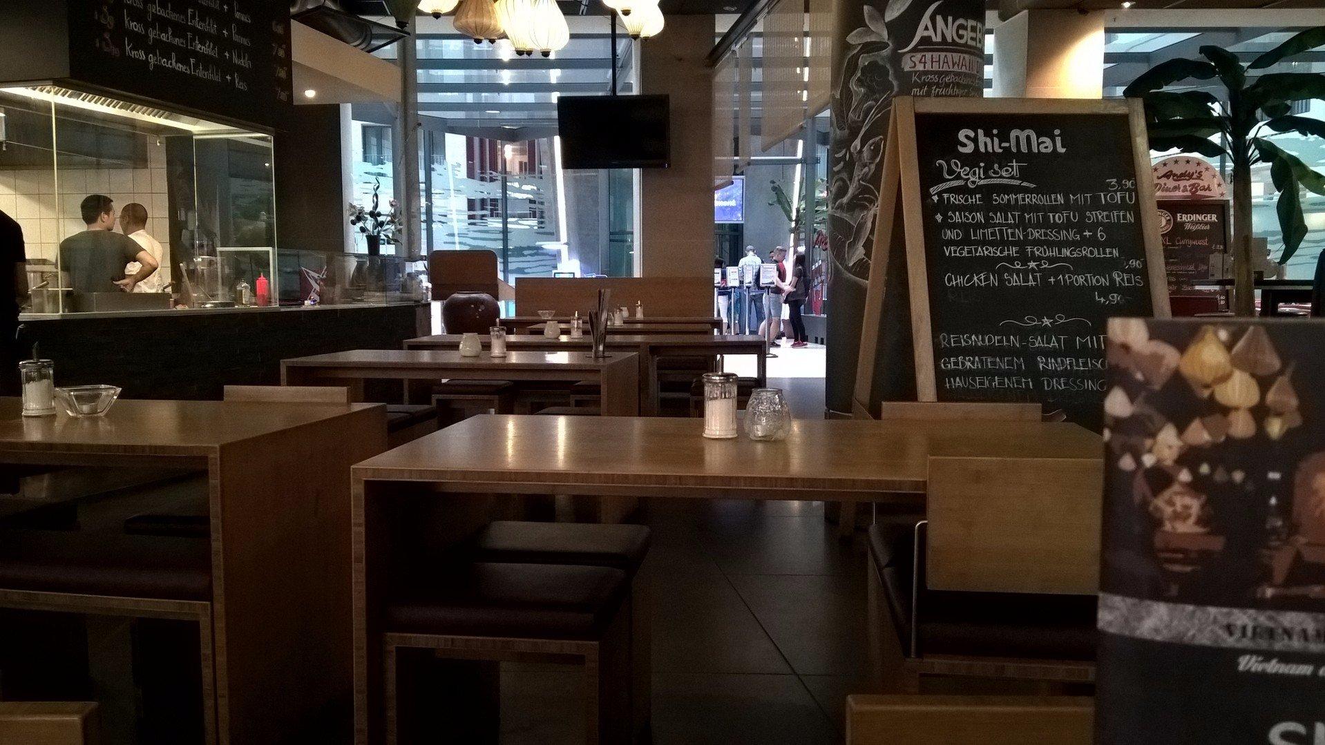 Restaurant shi mai