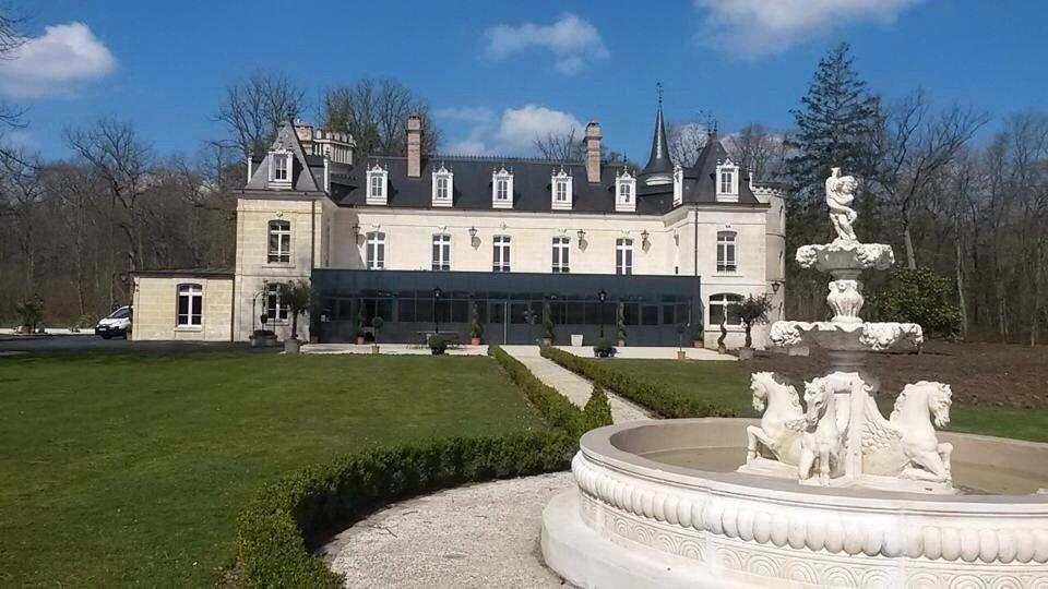 Chambres d'Hotes du Chateau de Breuil