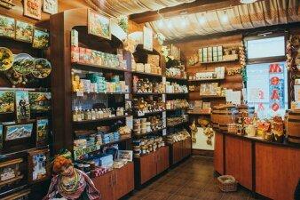 Shop Medovy Rai
