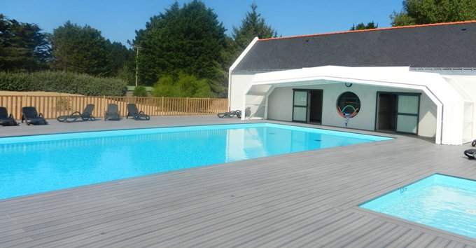 Camping de kernest bangor france bretagne voir les for Camping belle ile en mer avec piscine