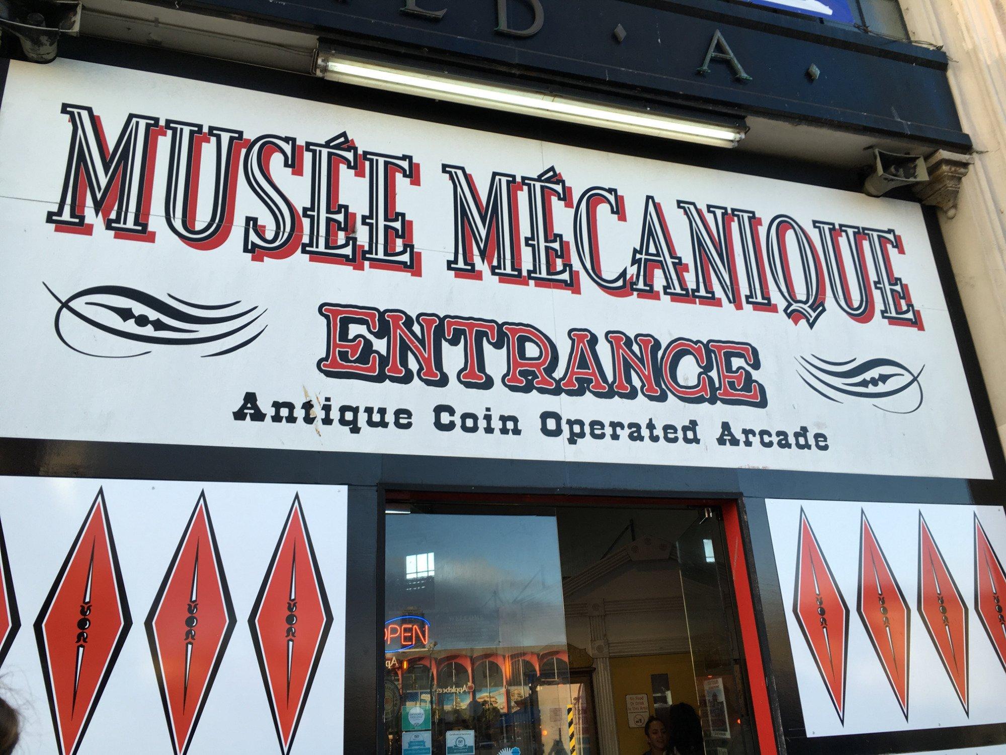 arcade san Francisco