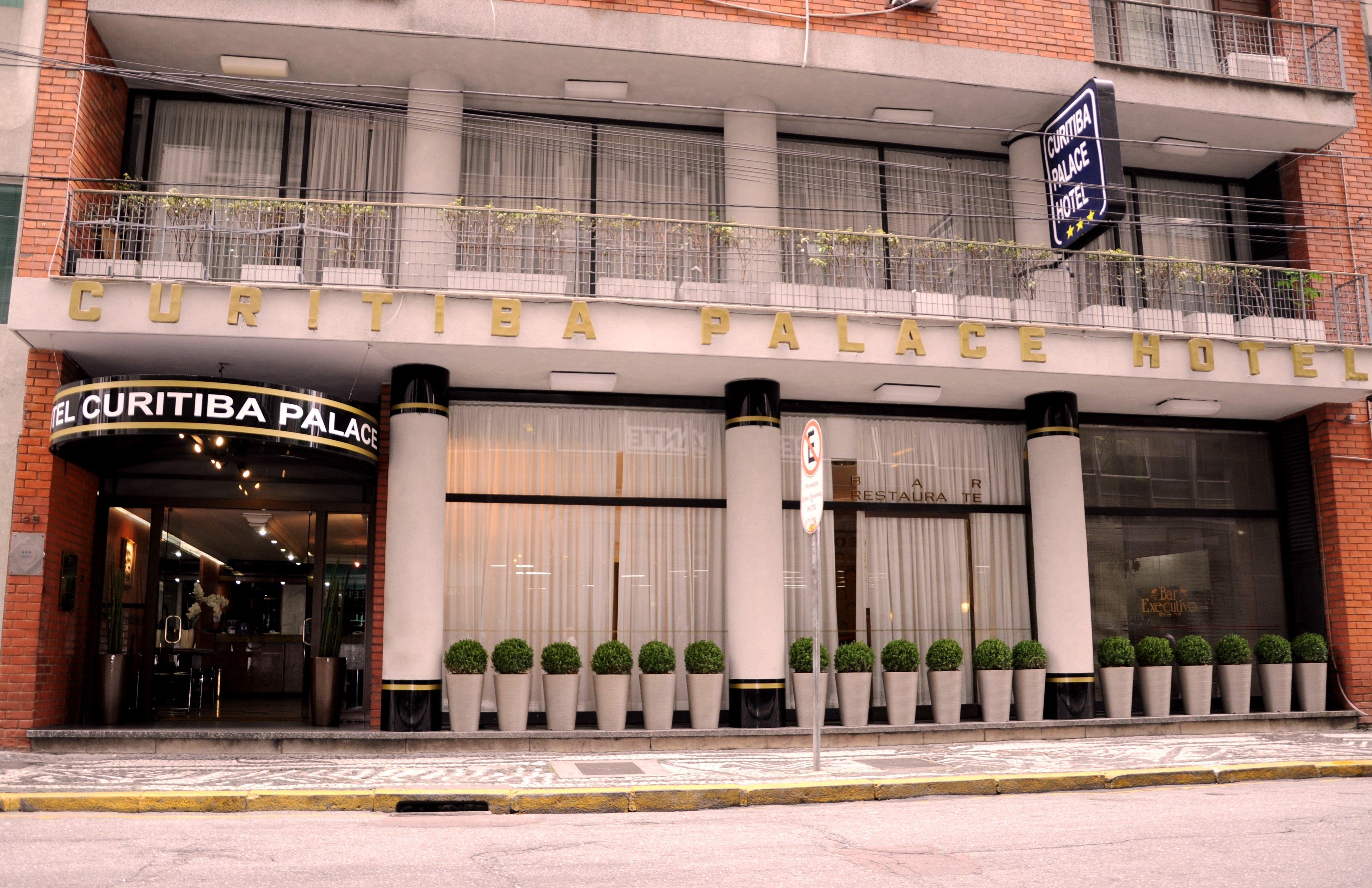 쿠리치바 팰리스 호텔