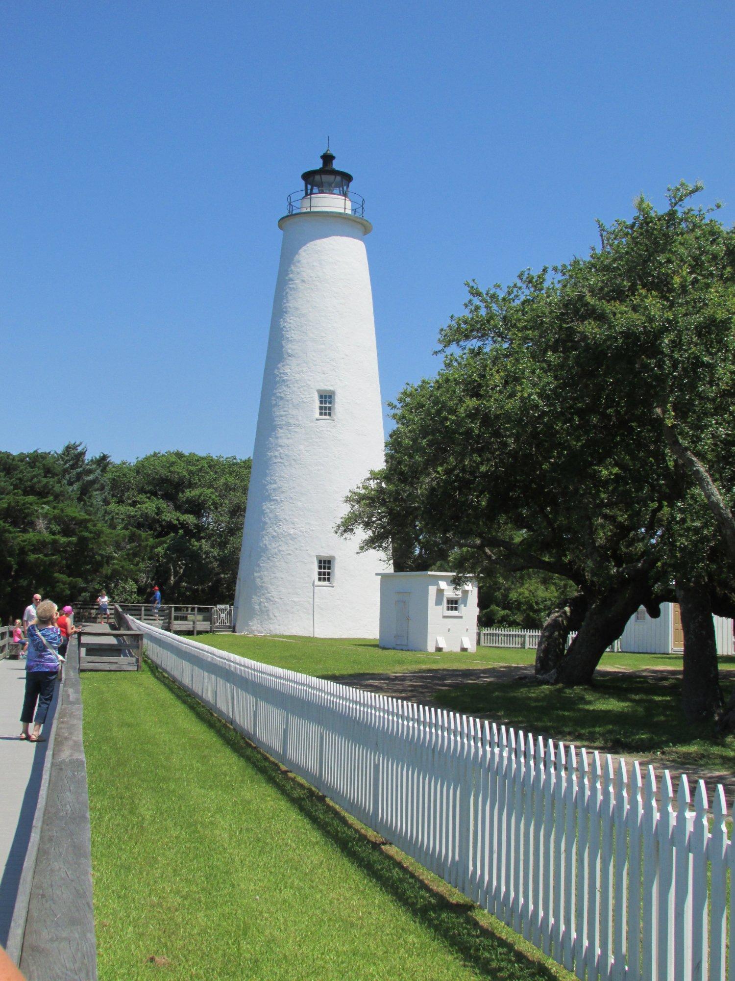 Ocracoke Lighthouse - 6/20/2016
