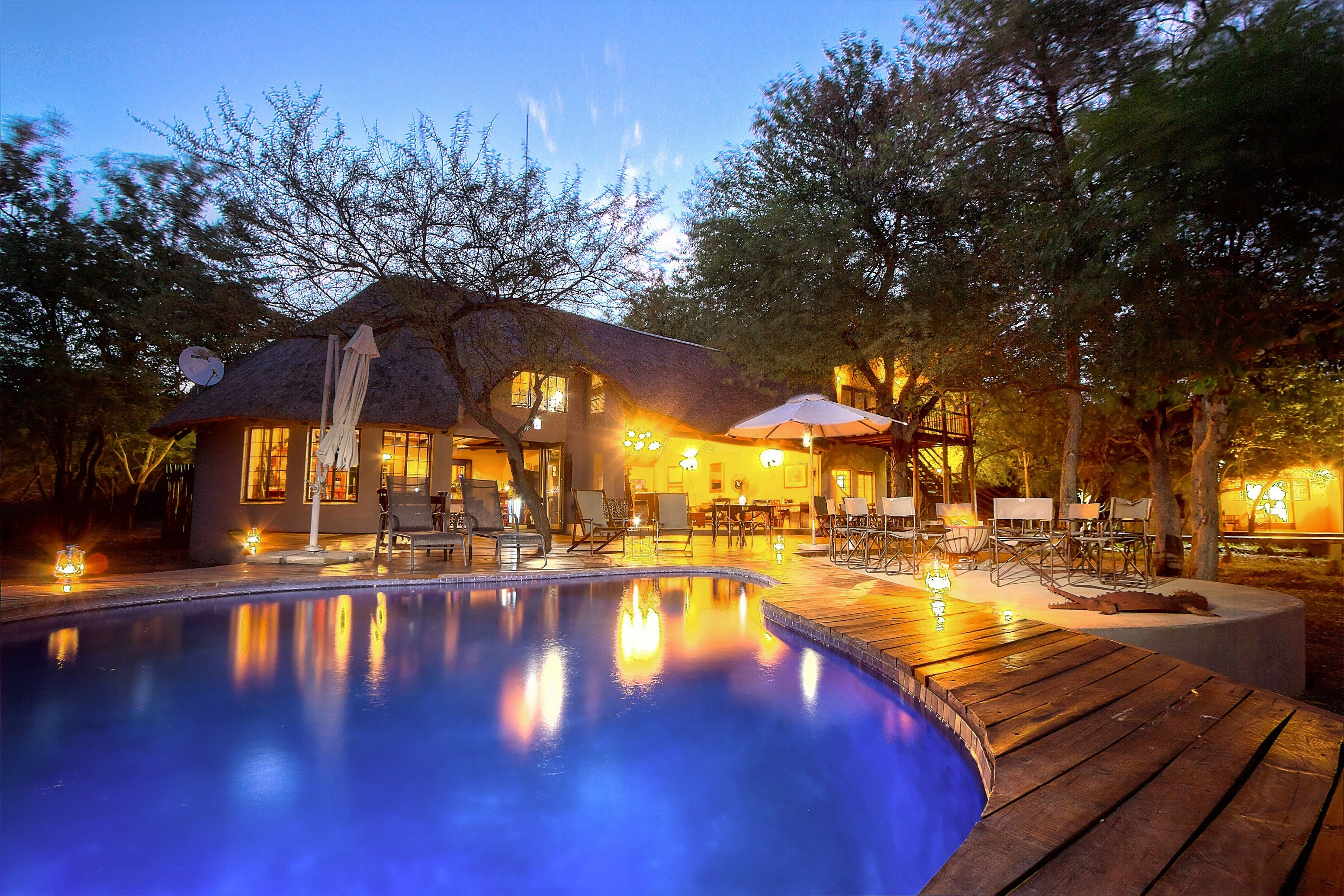 Mvuradona Safari Lodge