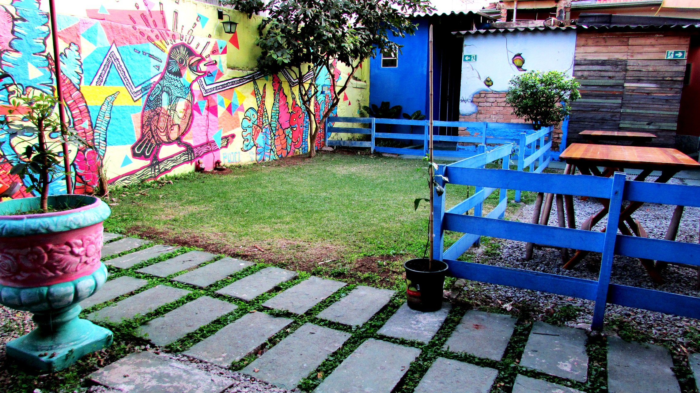 Hostel Jardim Sao Paulo