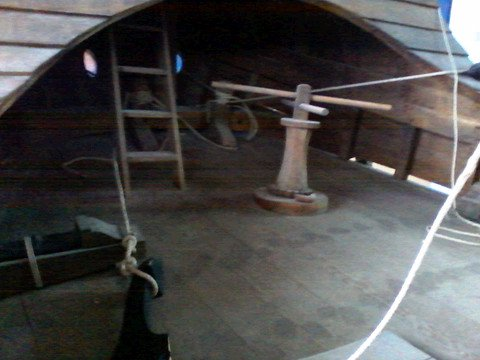 Centro de Visitantes Fabrica de Hielo