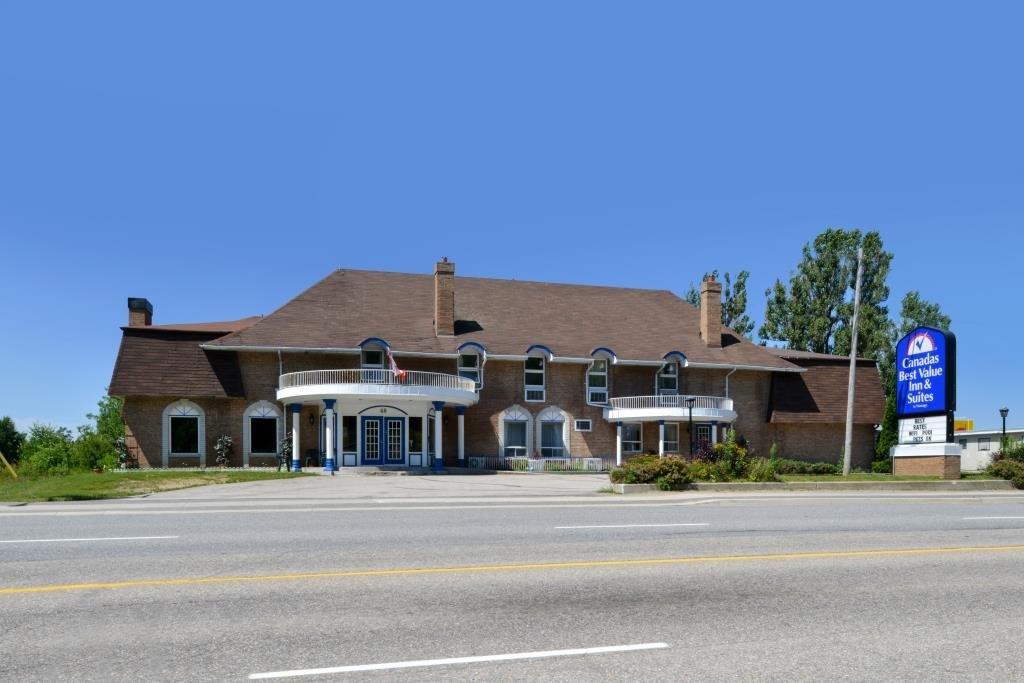 加拿大最有價值飯店及套房 - 帕里桑德