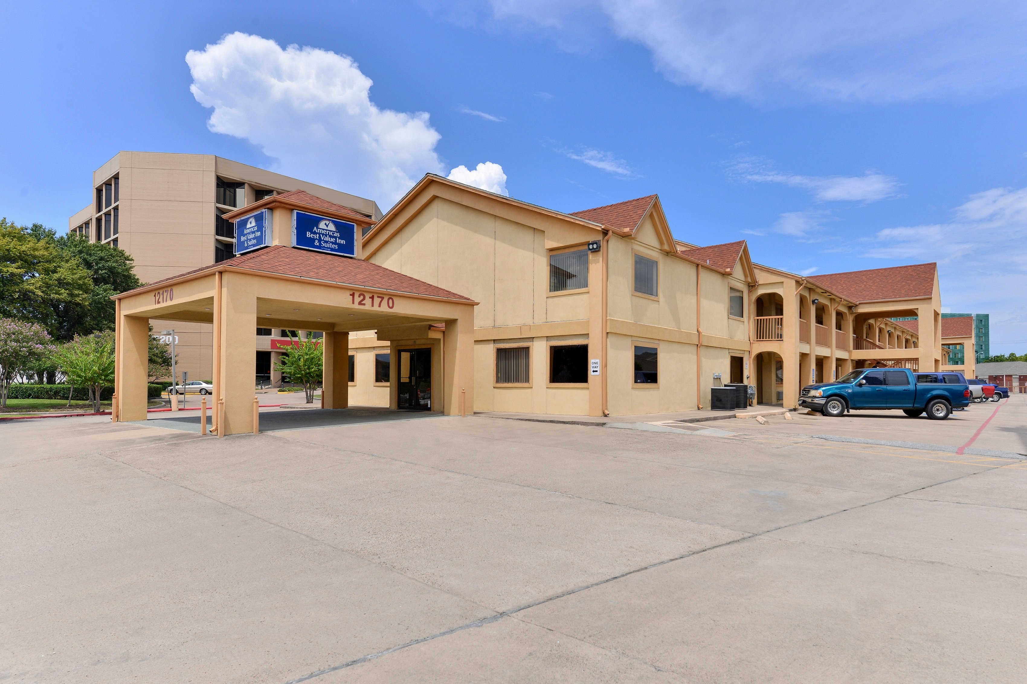 Americas Best Value Inn & Suites - Houston / Brookhollow Northwest