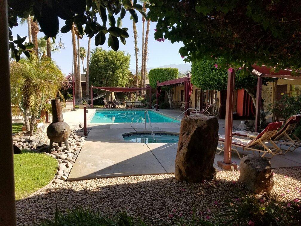 Desert Paradise Gay Men's Resort