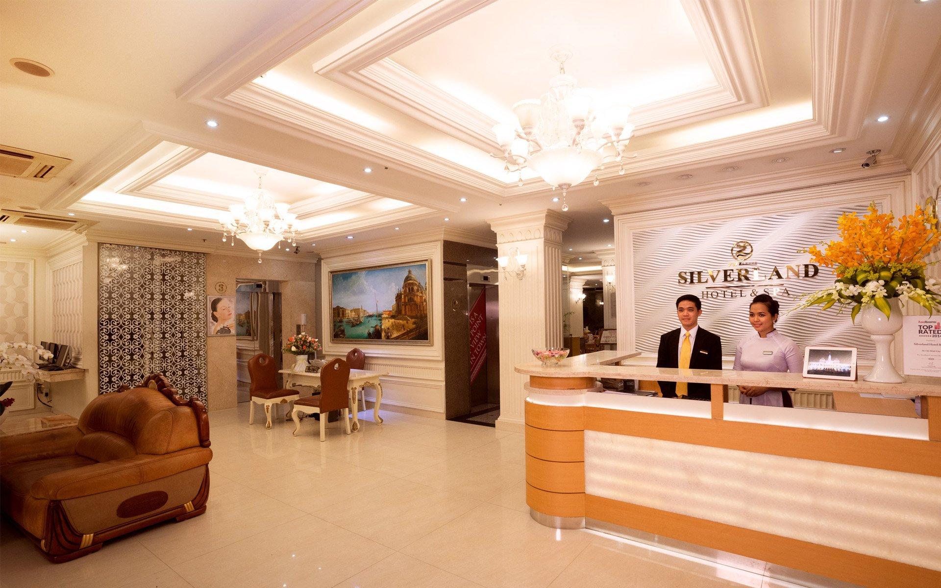 銀地酒店及水療