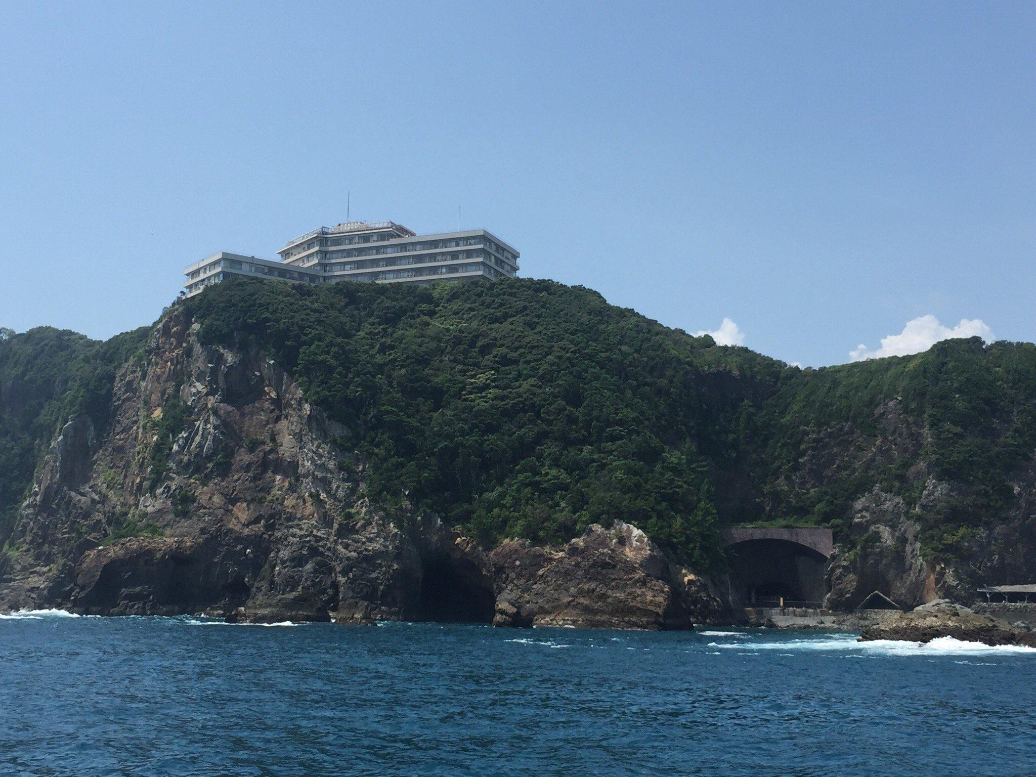 ホテル浦島 山上館