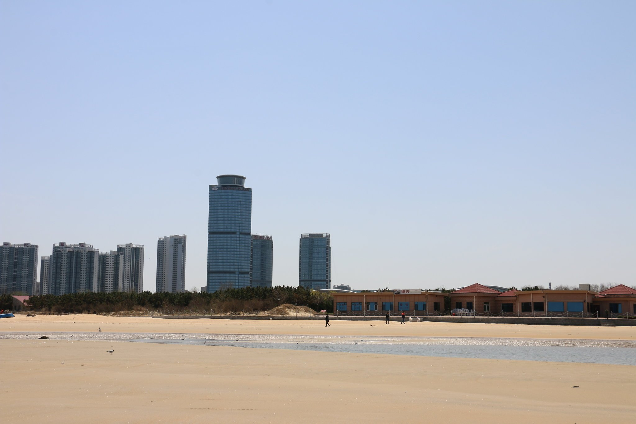 Crowne Plaza Yantai Seaview