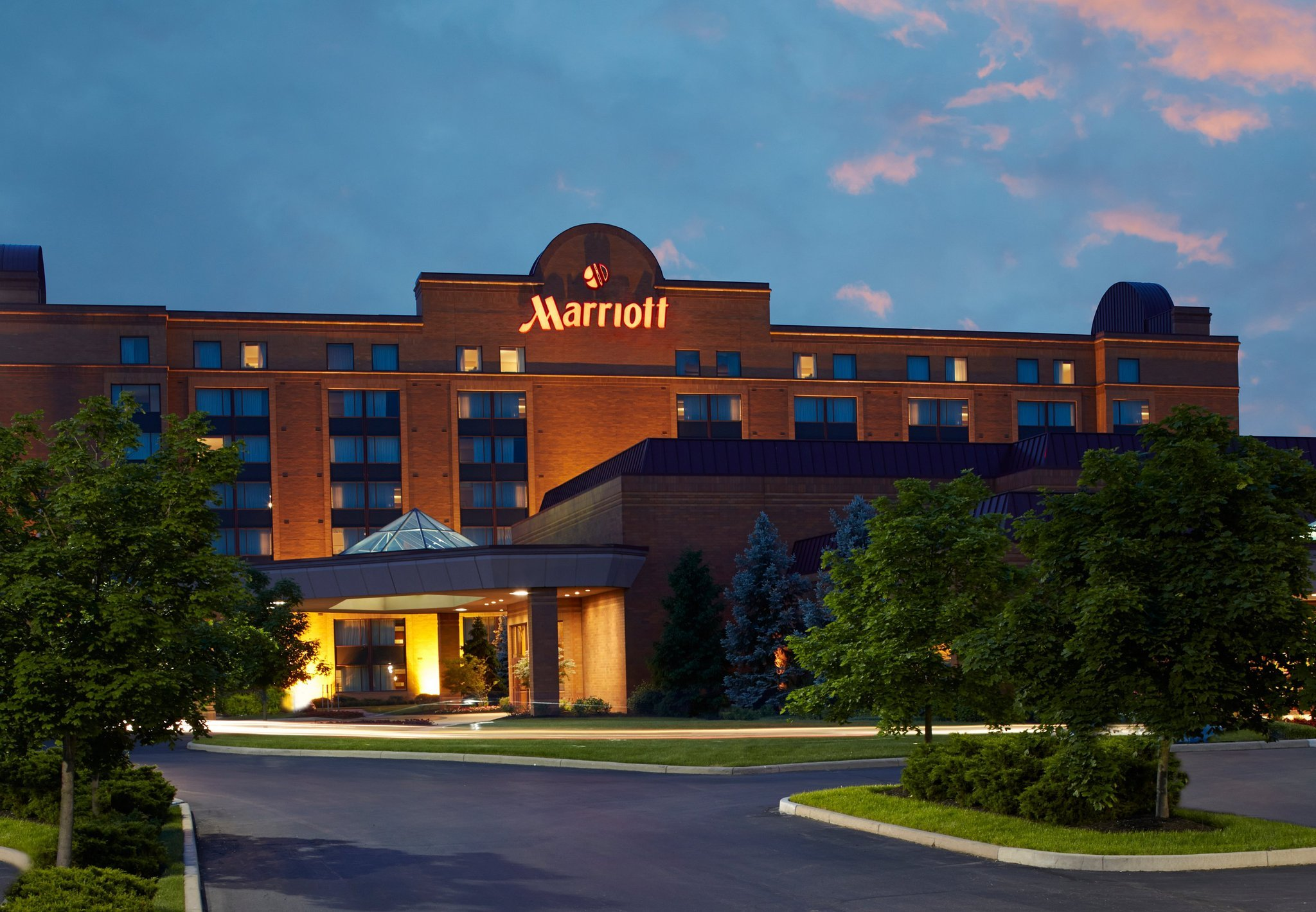Hartford/Windsor Marriott Airport