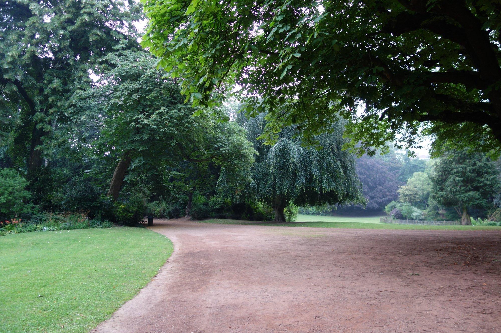 Jardin vauban vauban garden lille ce qu 39 il faut for Jardin vauban lille