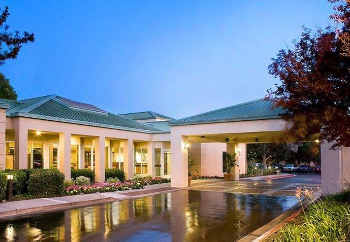 圣马特奥福斯特城万怡酒店
