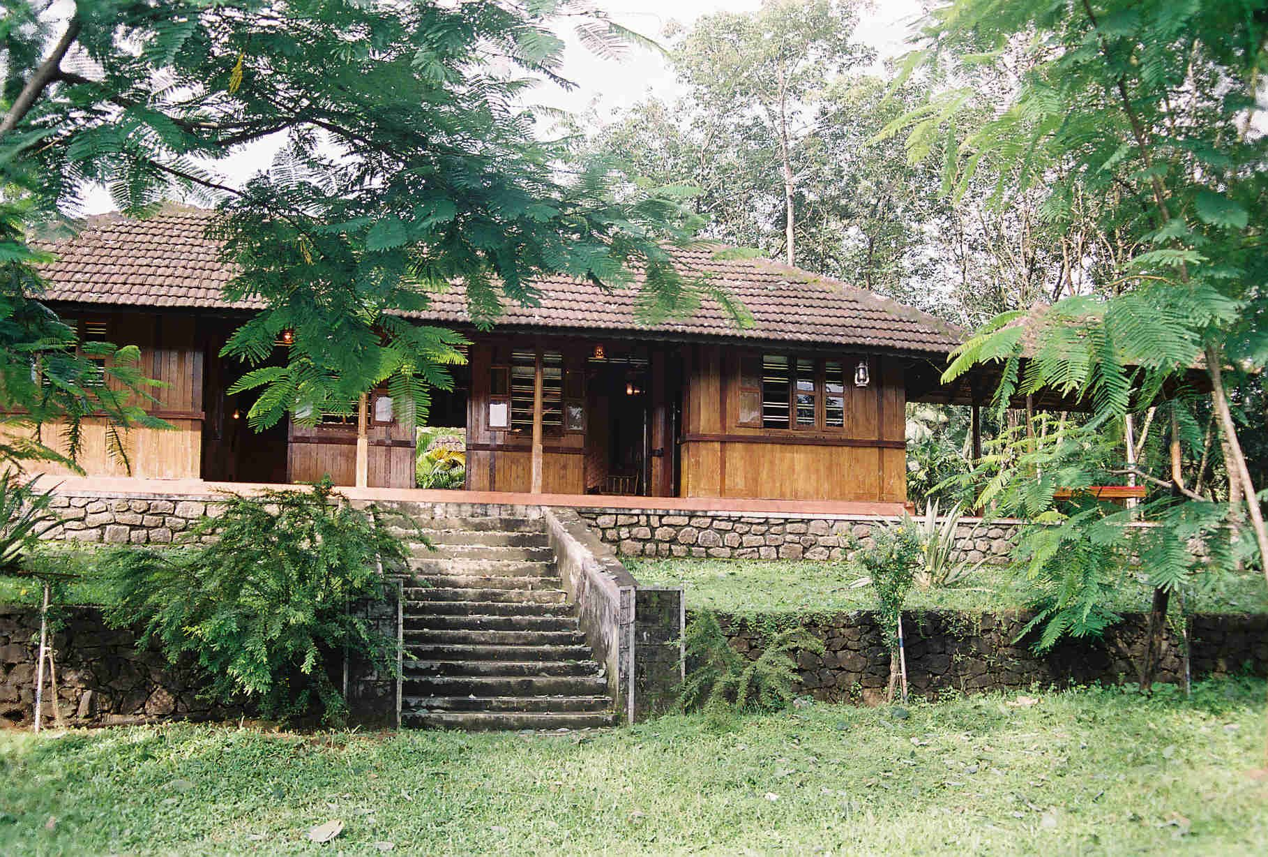 Periyar River Lodge