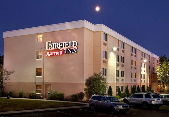 Fairfield Inn New Haven Wallingford