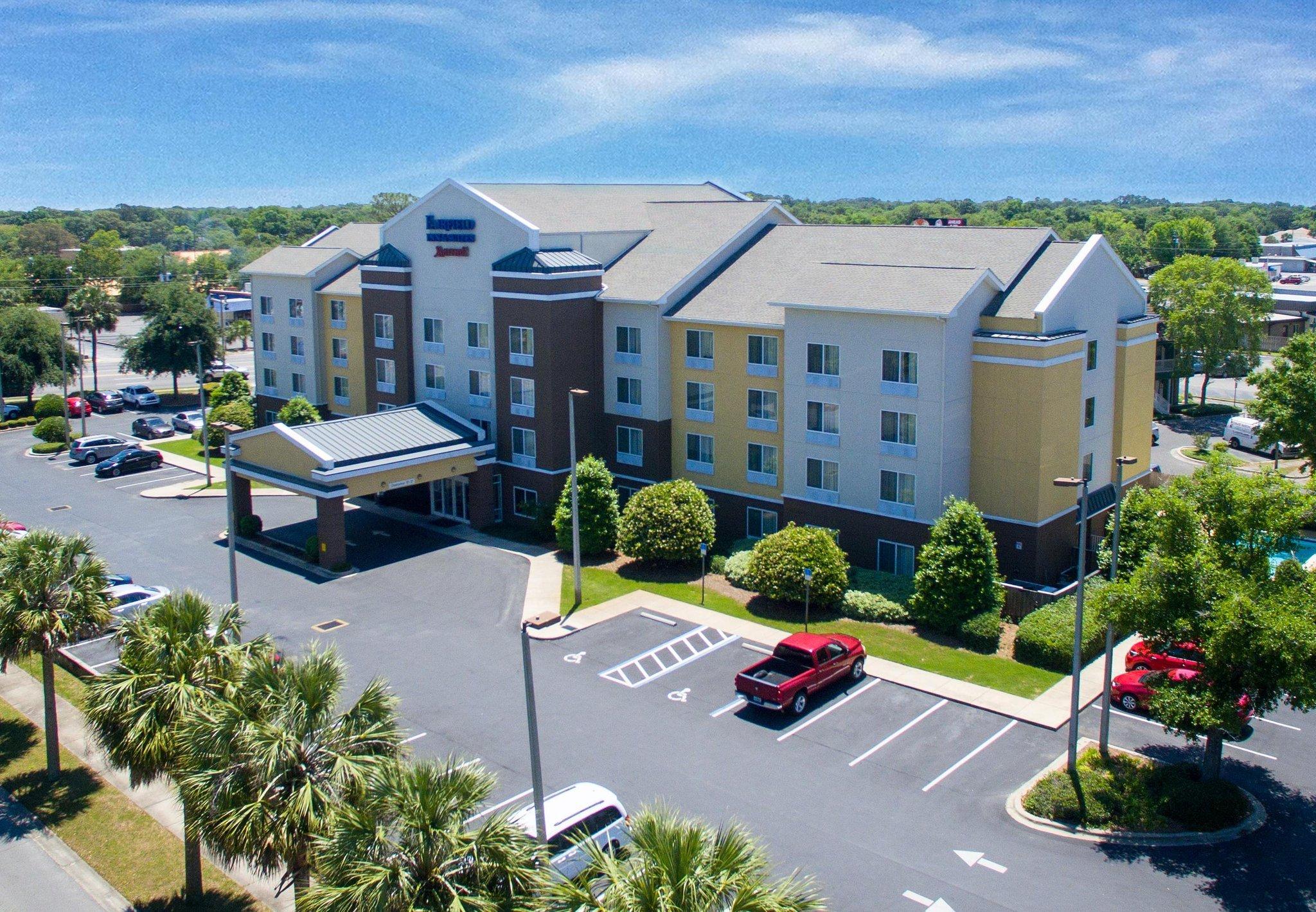 Fairfield Inn & Suites Fort Walton Beach-Eglin AFB