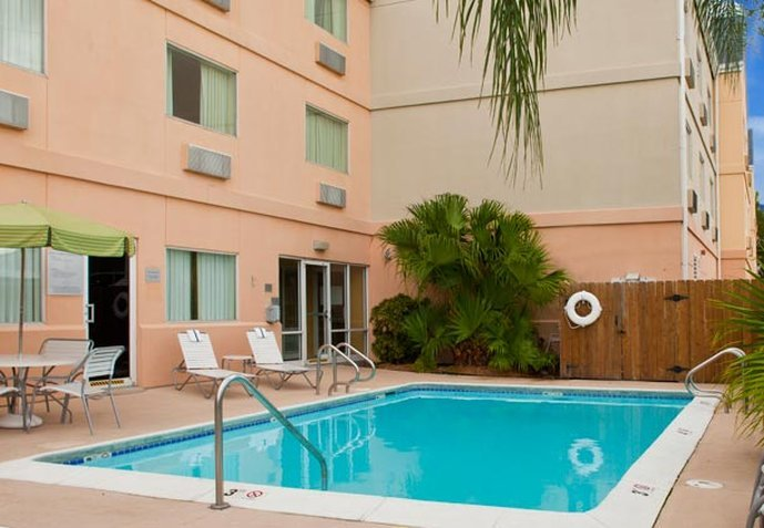 Fairfield Inn & Suites Kenner New Orleans Airport