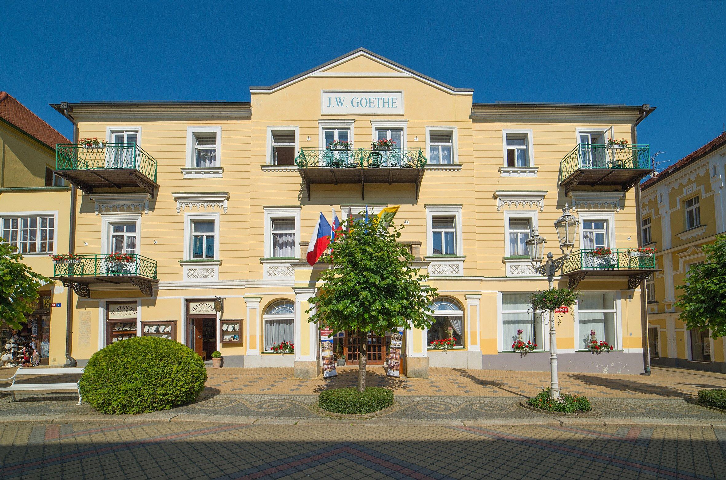 Goethe Spa & Kur Hotel