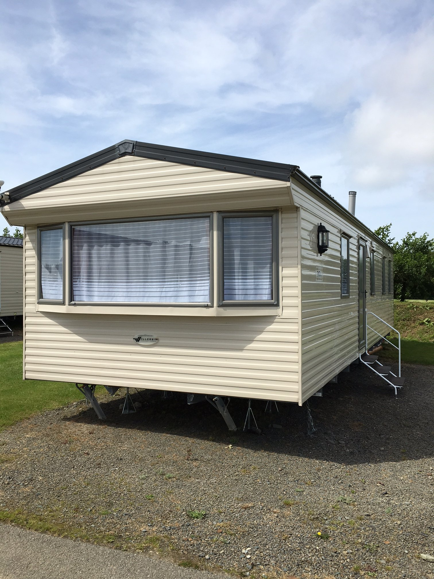 Unique Details About Caravans For Hire At Widemouth Bay Near Bude In Cornwall