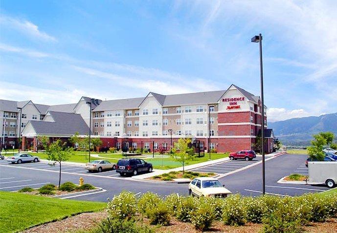科羅拉多州斯普林斯北萬豪居家飯店
