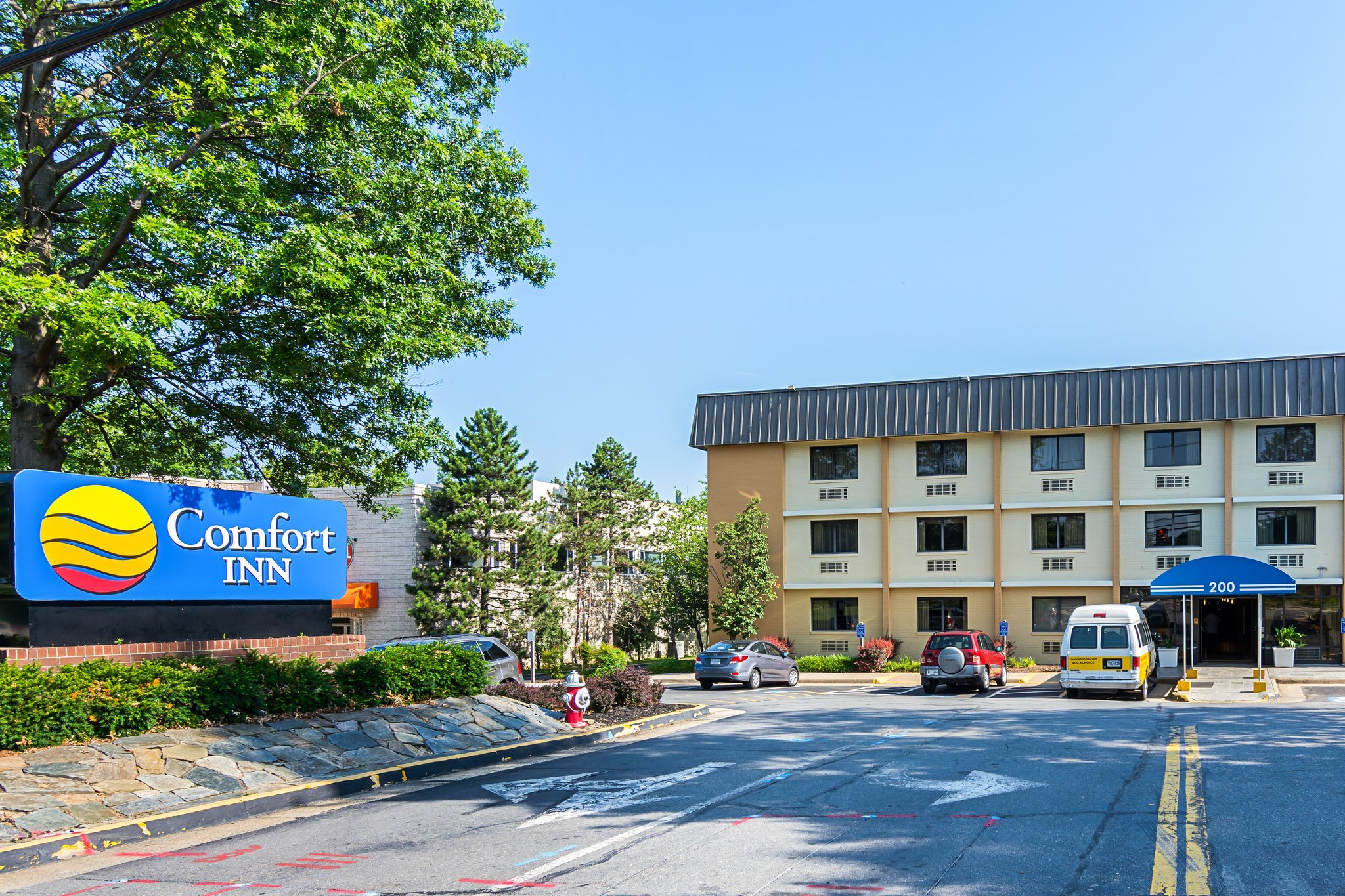 Comfort Inn Dulles International Airport