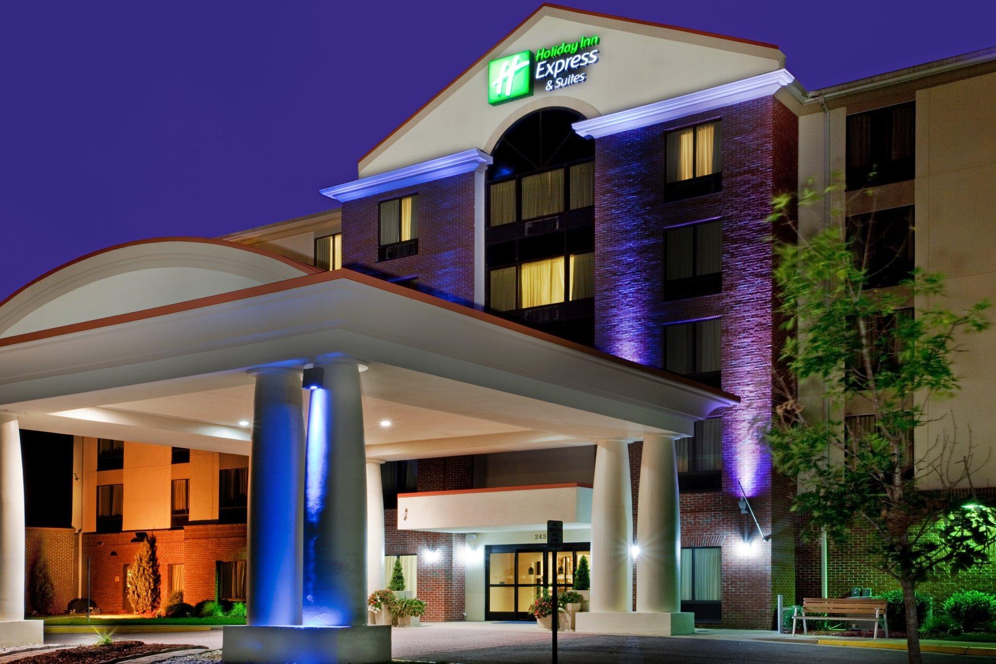ホリデー イン エクスプレス チェサピーク ホテル