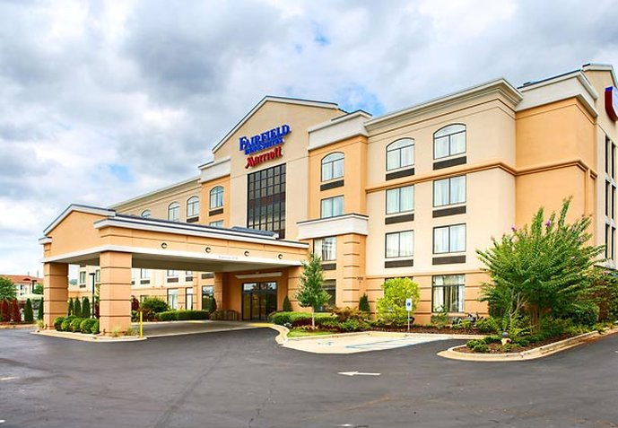 Fairfield Inn & Suites Anniston Oxford