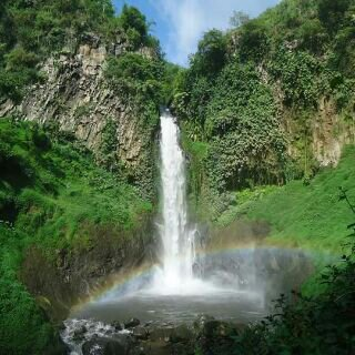 Sikopel Waterfall