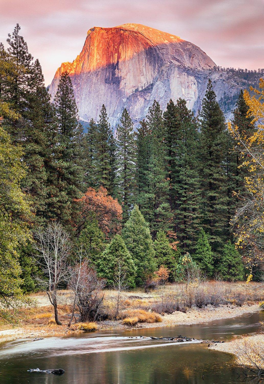 Dawn at Yosemite