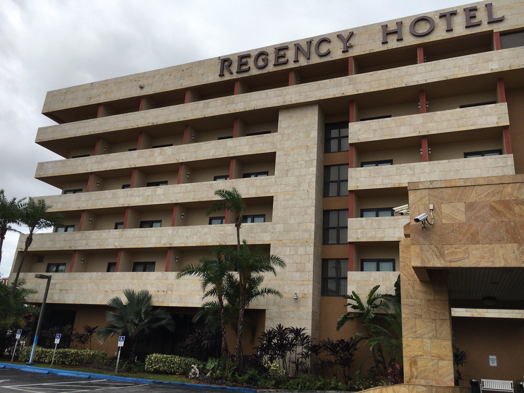 에어포트 리젠시 호텔