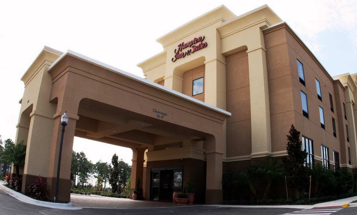 Hampton Inn & Suites Orlando - John Young Pkwy / S Park