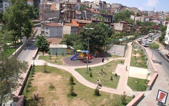 Agaclaralti Parki