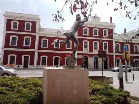 Monumento a  Miquel Biada i Bunyol