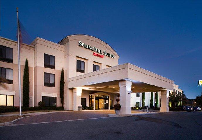 SpringHill Suites Savannah I-95 South
