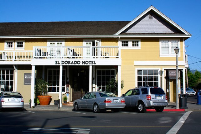 El Dorado Hotel Kitchen Prices Reviews Sonoma Ca Tripadvisor