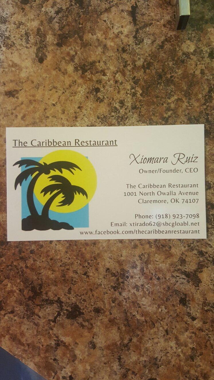 Caribbean Restaurant