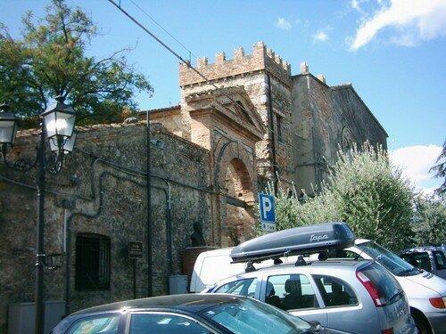 Palazzo Baronale di Ari