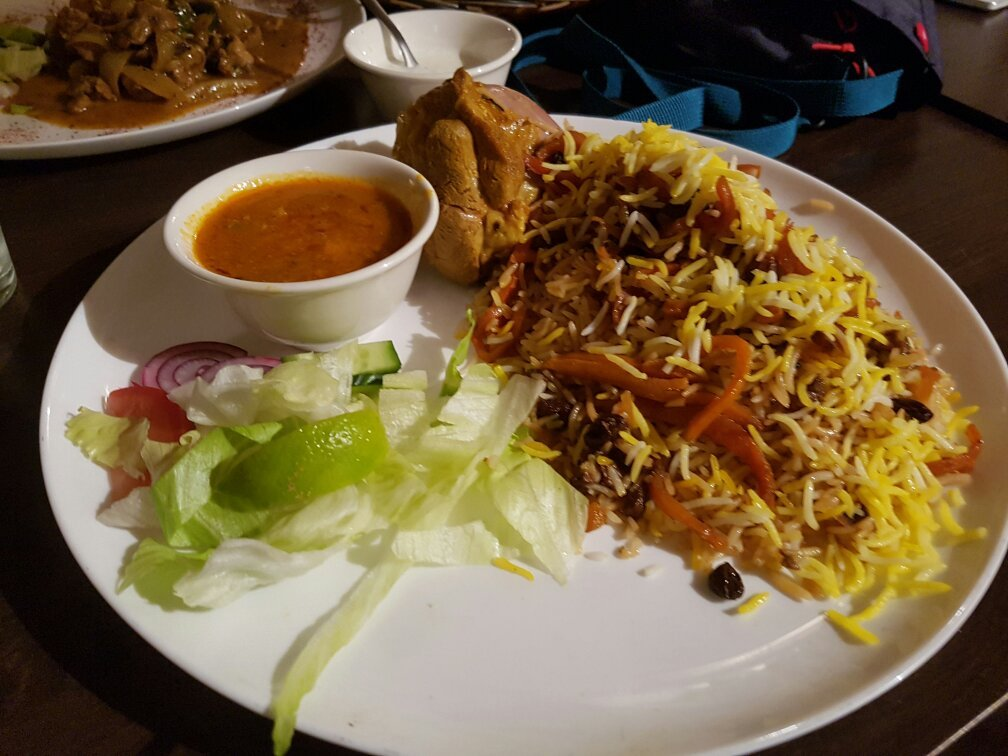 Restaurants choupan restaurant in manchester with cuisine for Afghan cuisine manchester