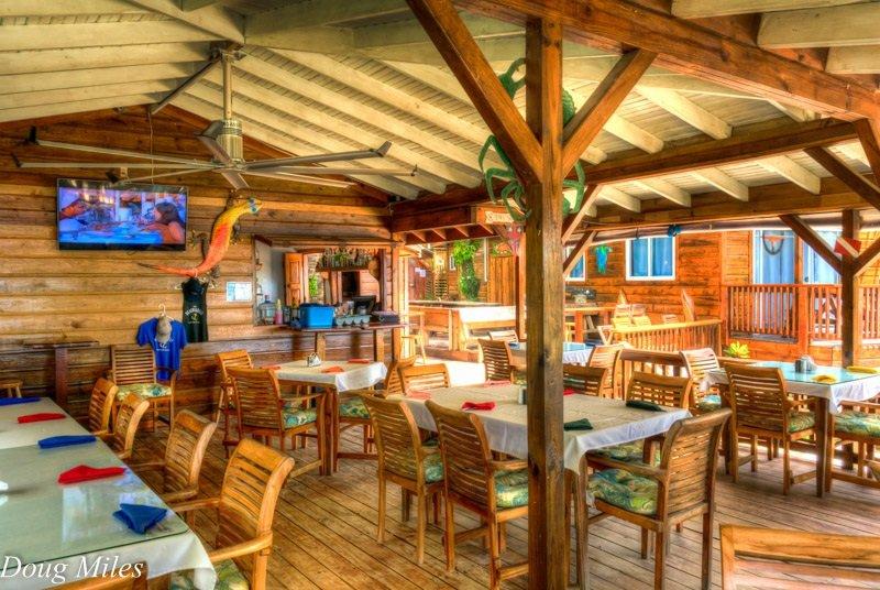 Blue Bahia Beach Grill