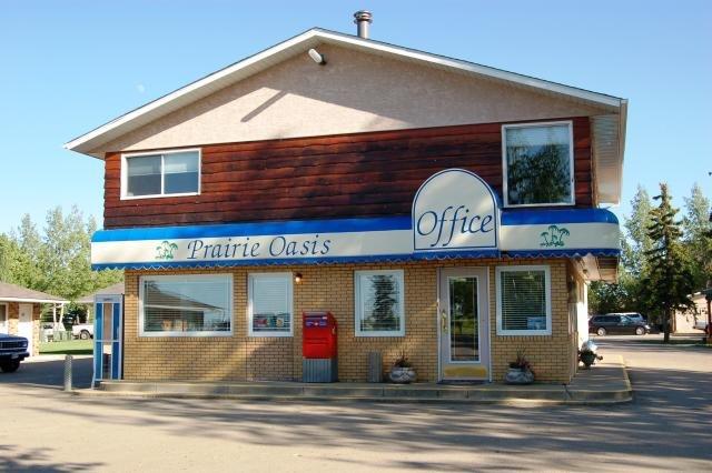 Prairie Oasis Tourist Complex