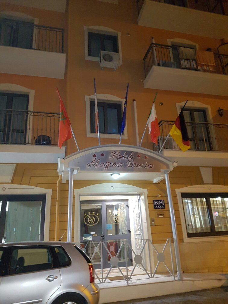 New Hotel Magna Grecia