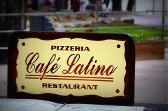 Cafe latino restaurante