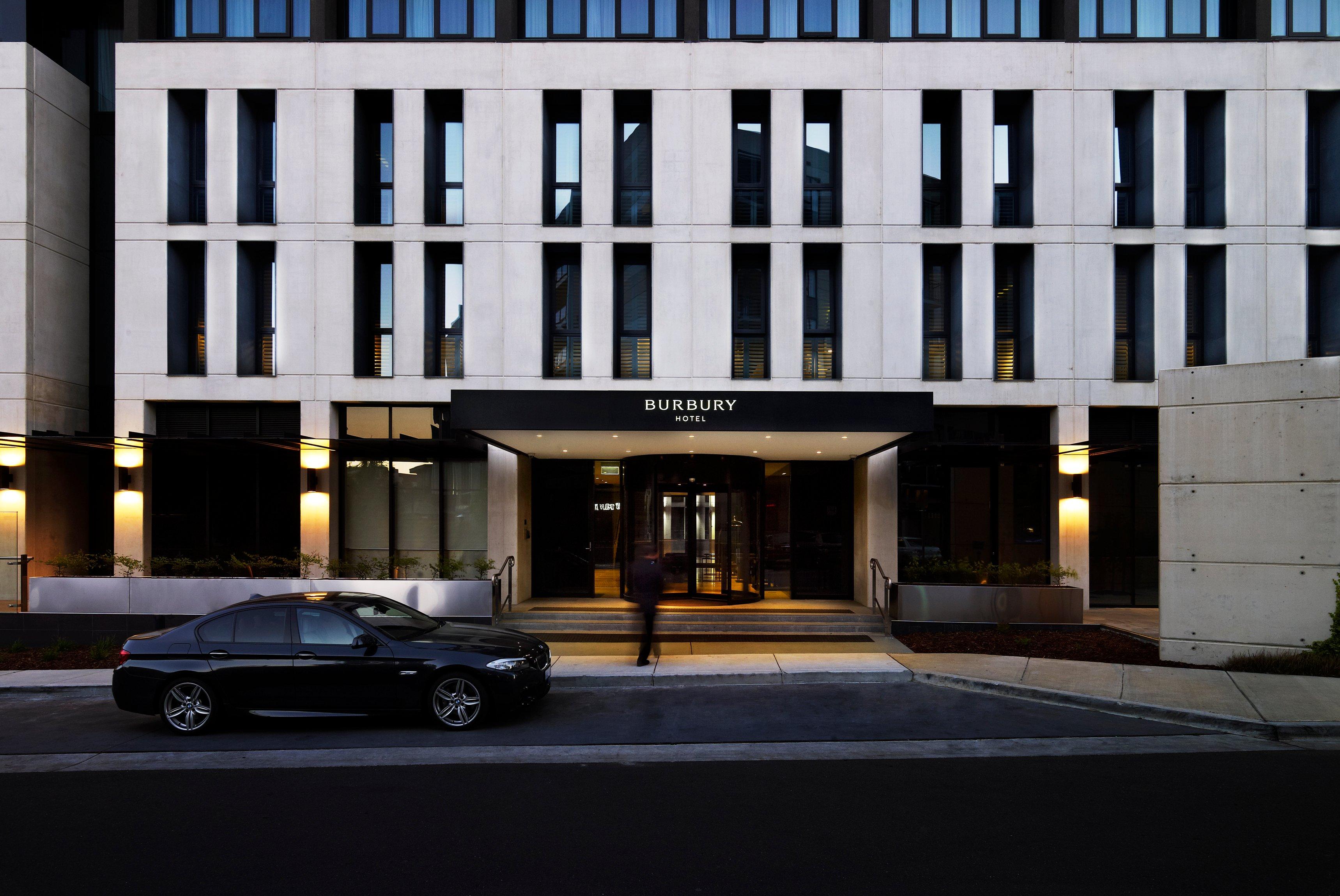 버버리 호텔