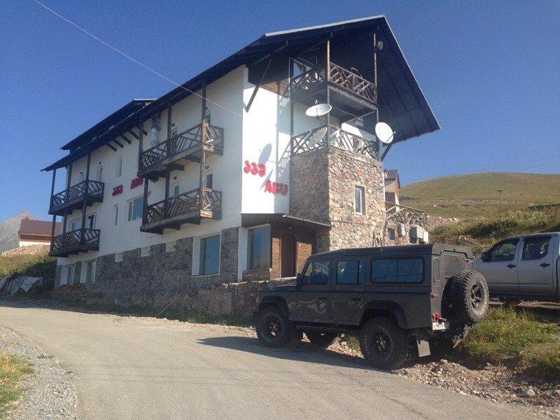 Hotel Abu-Gudauri